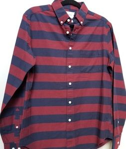 Men's Goodfellow Button Front Shirt